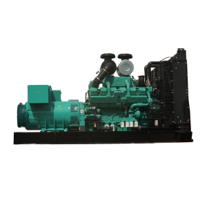 560kw diesel power cummins generator industry manufacturers