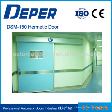 Porte médicale automatique