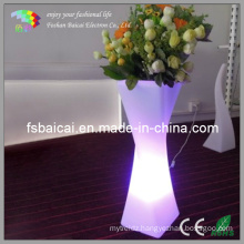 LED Illuminate Flower Pot