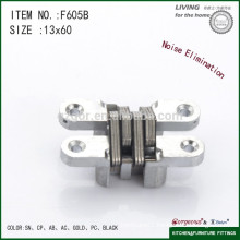 hot sell stainless steel concealed cabinet hinge