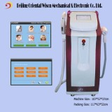 3 Handles E-Light (IPL &RF) +RF +Laser Beauty Salon Equipment