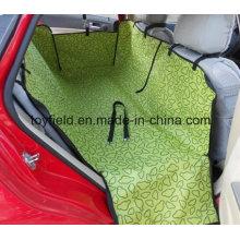 Cubierta de la cama del animal doméstico Cubierta del asiento de coche del perro de la fuente del banco