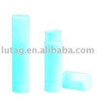Губы палкой трубки косметической упаковки