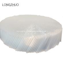 Tube de lamelle hexagonal 50mm 80mm