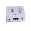 VGA para HDMI Scaler Converter Upscaler 720p / 1080P