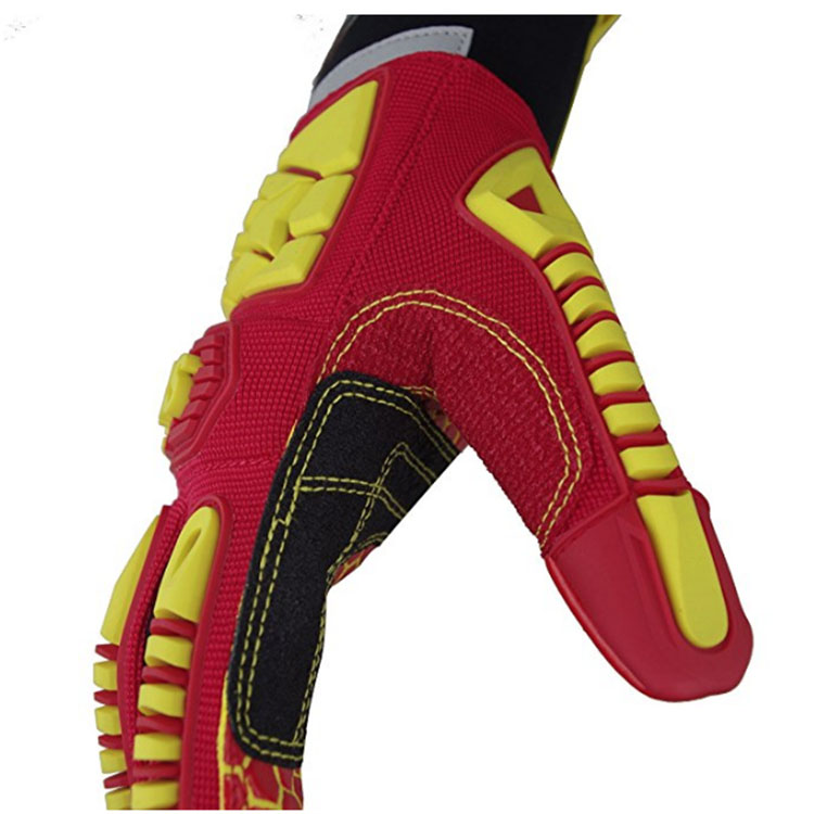 Comfort Drilling Machinery Gloves