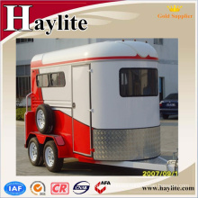 china manufacturers of horse box trailer