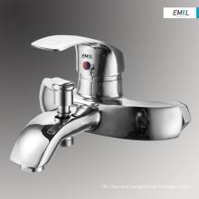 Portable replacing bathtub waterfall faucet spout