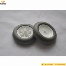 4.5 inch eva foam plastic toy wheels