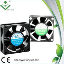 Prix d'usine 12 volts DC Fan 6020 60mm 60X60X20mm