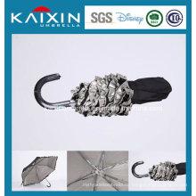 Werbeartikel Günstige Falten Regen Regenschirm