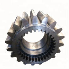 DIN ANSI Stålaxel Gear of China Manufacturer