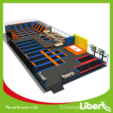 trempoline int rieure gymnastique grande chine pour les. Black Bedroom Furniture Sets. Home Design Ideas