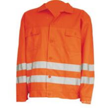 Cheap Mens Lightweight Reflective Orange Jacket