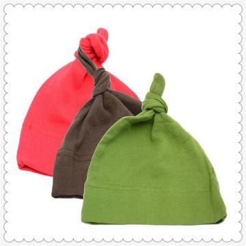 Детские Органического Хлопка Узел Шляпа