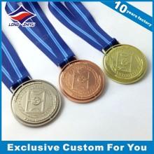 Fußball Medaillen zum Verkauf Zink Alloy Medal Award Metal Medaille