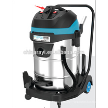 60L/70L/80L powerful wet and dry industrial vacuum cleaner for factory cleaning