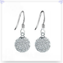 Moda jóias brinco jóias 925 jóias de prata esterlina (se025)