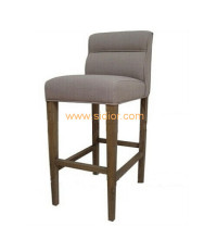 (SD-1011B) Modern Hotel Restaurant Club Furniture Wooden High Barstool Chair