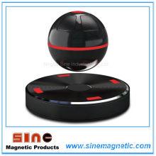 Магнитный левитации Мини Bluetooth спикер / аудио и бизнес-подарок