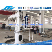 Deck Crane, Telescopic Boom Crane, Ship Crane