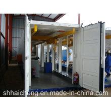 Clinique modulaire / préfabriquée / expédition de conteneurs de Shanghai (shs-mc-clinic002)