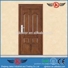 JK-A9042 interior sala de diseño de madera fuerte puerta de madera
