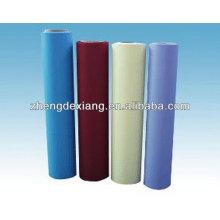 Película elástica azul / negra / roja / verde / marrón para palet