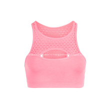Prop Up Fiting Mesh Sports Bra