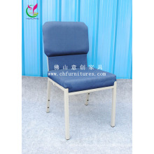High Quality Iron Blue Used Church Chair (YC-G30)