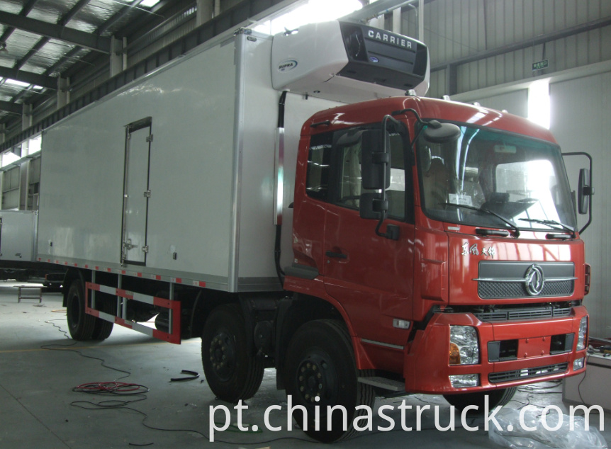 CARRIER Refrigerated truck
