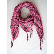 Квадратный на заказ шарф с пиратской головкой