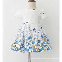 Vestido de moda de bebé colorido en venta de Hote