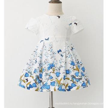 Красочные детские модные платья в продаже ег