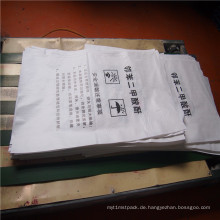 Hochwertige PP gewebte Beutel Hersteller Düngerbeutel mit BOPP Laminiert