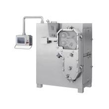 small dry granulation double roll roller granulator pharma