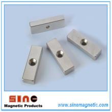 Постоянные неодимовые блочные магниты