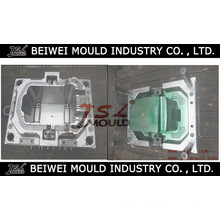New Mop Bucket Plastic Injection Mould