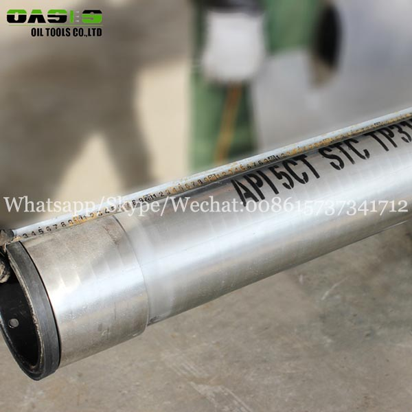 Api 5ct 316l Casing 17