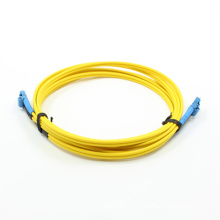 LC/PC Duplex Siglemode Fiber Optic Cable