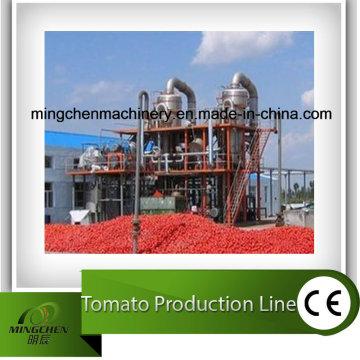 Chaîne de production automatique CE
