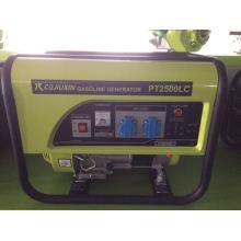 Gerador de gasolina com 100% fio de cobre, monofásico, de alta qualidade