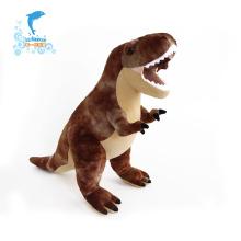 Плюшевые игрушки для детей динозавров