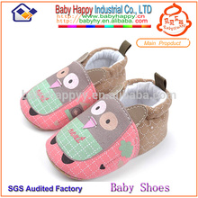 Funny cotton baby shoes boys & girls pre walker canvas shoes baby