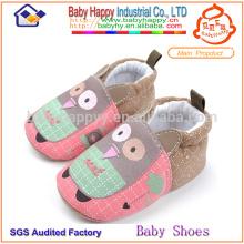 Забавная детская обувь для мальчиков и девочек
