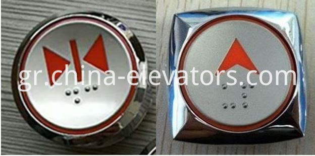 Push Buttons for Hyundai Elevator COP