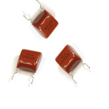 Mkt Metallized Polyester Film Capacitor Suitable for Low Pulse Circuits and Noise Suppressions
