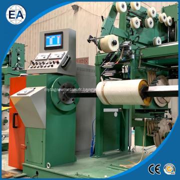 Enrouleuse automatique de fil de bobine de transformateur