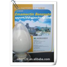 Inseticida de benzoato de emamectina eficiente 70% TC 5% WDG 5% EC CAS: 155569-91-8
