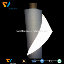 hi vis TC multicolor silver sun retro reflective fabric material for jackets